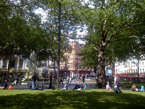 Pic from http://en.wikipedia.org/wiki/Leicester_Square